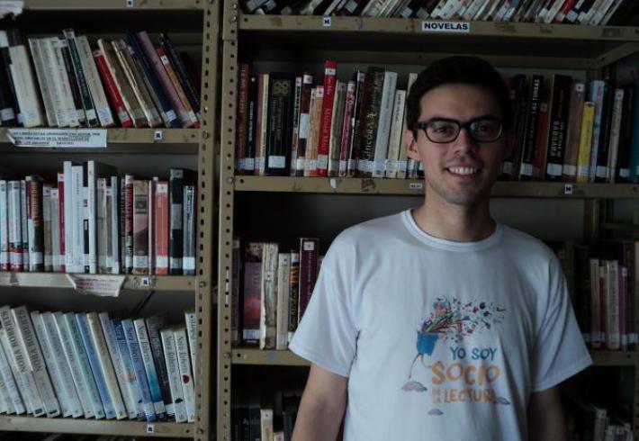 Socio de la lectura - CONABIP- Luis Ávila