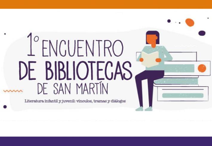 Primer Encuentro de Bibliotecas - San Martín
