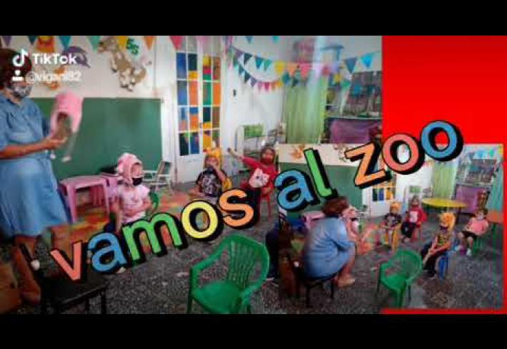 Embedded thumbnail for ACTIVIDAD DE ANIMACIÓN DE LECTURA NIVEL INICIAL  TEMATICA LOS ANIMALES- TALLER INFANTIL .