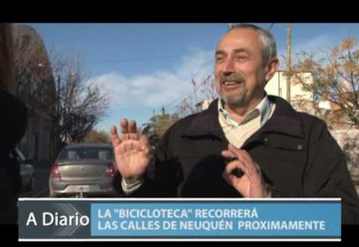Embedded thumbnail for La Bicicloteca (video)