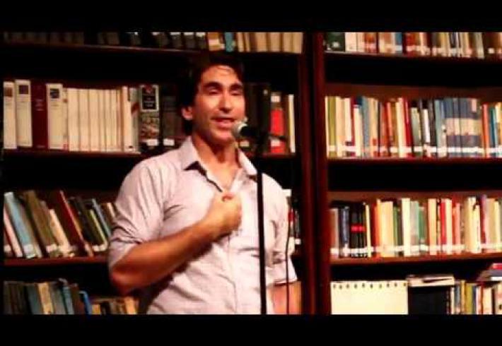 "Embedded thumbnail for Jorge Caamaño presenta su disco ""Trascender"""