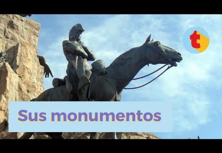 Embedded thumbnail for Homenaje a San Martín Biblioteca Derly Rodríguez Calderón