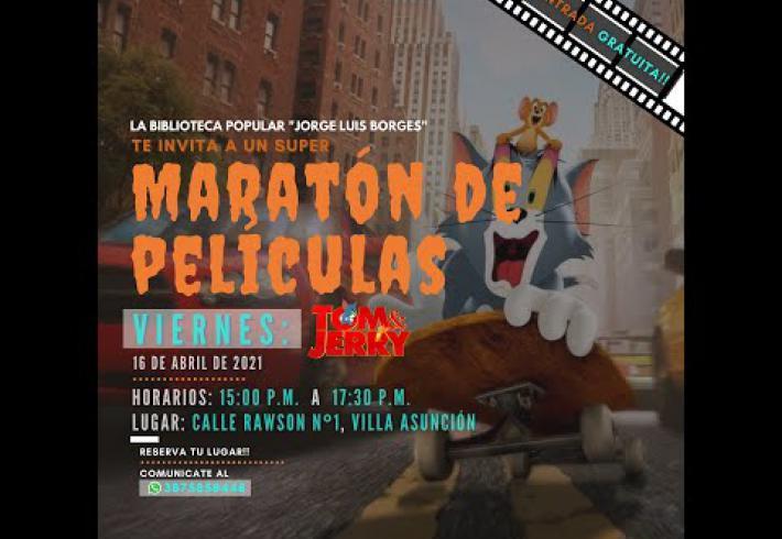 Embedded thumbnail for Maratón de Películas
