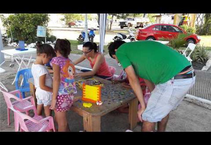 """Embedded thumbnail for """"LA BIBLIO EN TU PLAZA"""": Proyecto de Puntos de Cultura"""