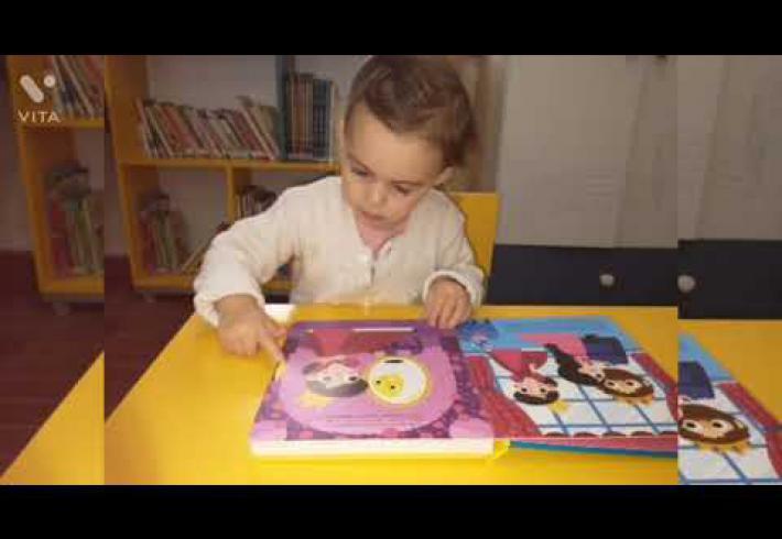 Embedded thumbnail for La Literatura infantil y la educación por medio de la belleza
