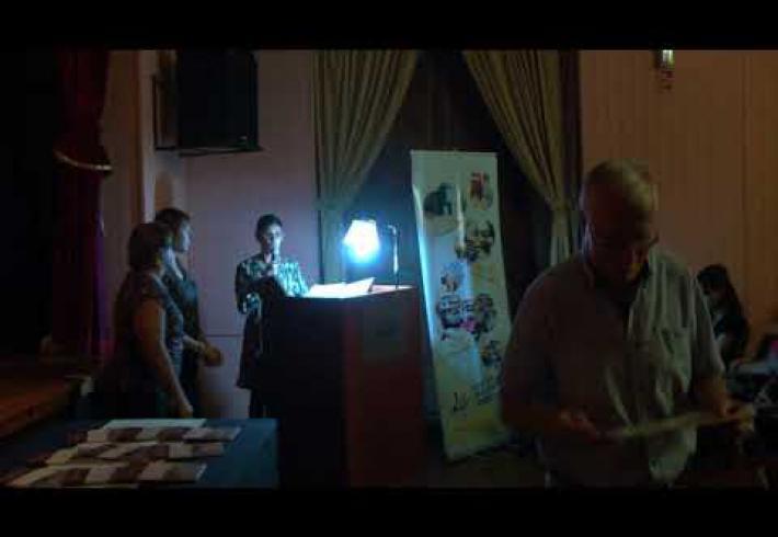 """Embedded thumbnail for PRESENTACION DEL LIBRO """"ROMANG, MEMORIA DEL PUEBLO V"""""""