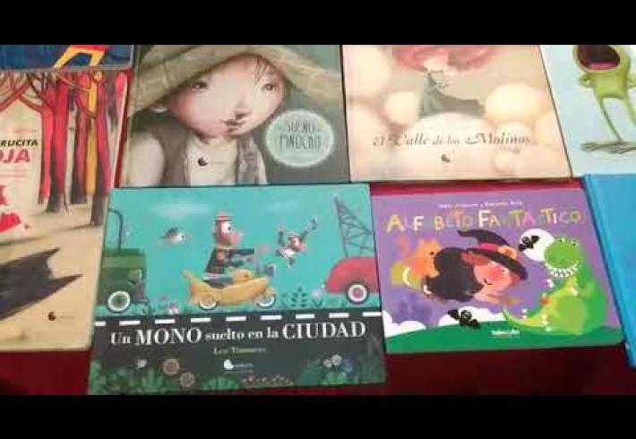 Embedded thumbnail for Compra de Libros!!!!!!!