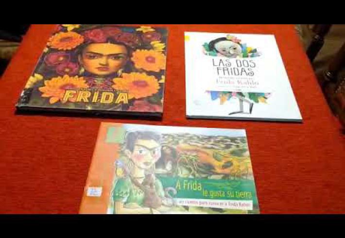 Embedded thumbnail for FRIDA KAHLO
