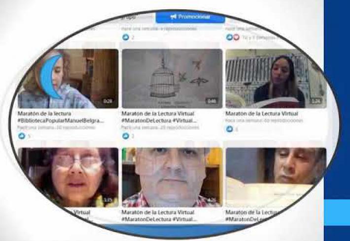 Embedded thumbnail for Maratón de la Lectura 2020