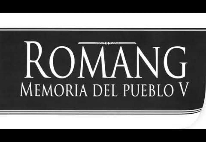 """Embedded thumbnail for LIBRO """"ROMANG, MEMORIA DEL PUEBLO V"""": LECTURA DE FRAGMENTOS  POR SUS ESCRITORES"""