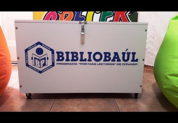 Embedded thumbnail for El Bibliobaúl terminó su recorrido por las Escuelas Rurales